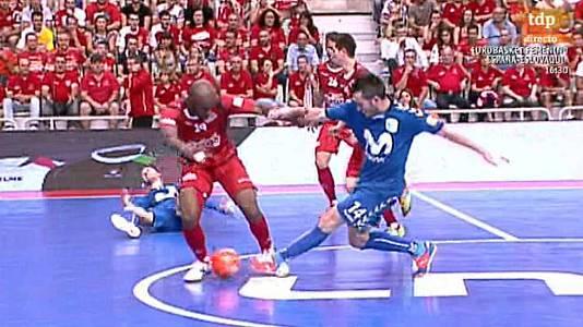 Play Off. Final. 3er partido: El Pozo Murcia-Inter Movistar