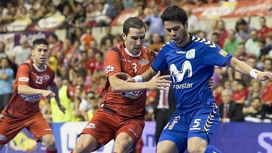 Play Off. Final. 4º partido: El Pozo Murcia-Inter Movistar