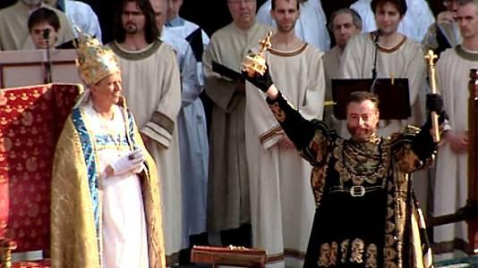 Carlos V, un monarca, un imperio y una espada