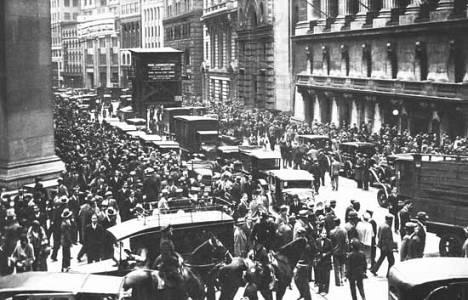 79 años jueves negro New York
