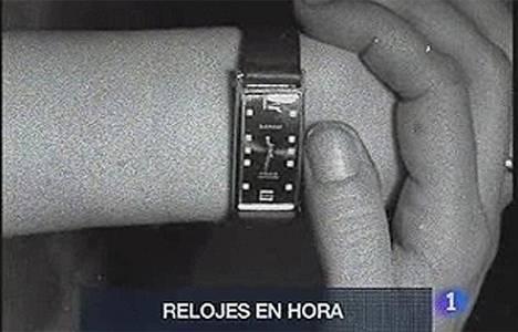 Primer cambio horario en España