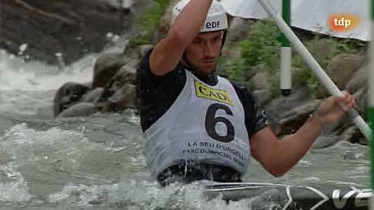 Copa del mundo de Slalom (La Seu d'Urgell)