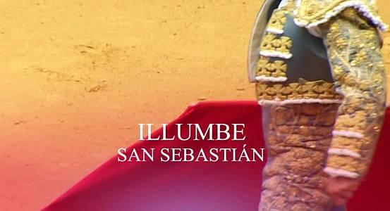 La 1 ofrece el regreso de los toros a San Sebastián