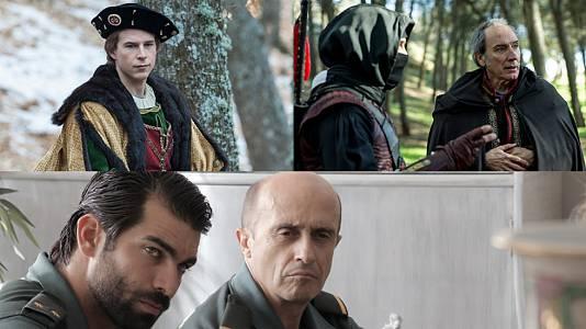 Nueva temporada de series de TVE en otoño de 2015