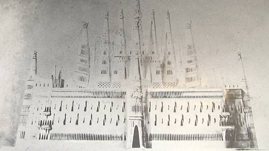 Capítulo 3: Gaudí viajero