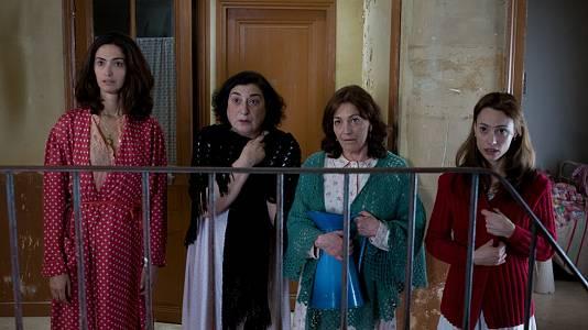 'Las chicas de la sexta planta', en 'Versión Europea'