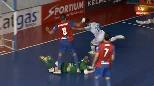 Liga Nacional. 1ª Jornada: Catgas Santa Coloma - Levante