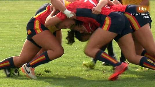 Programa 85 - Rugby femenino