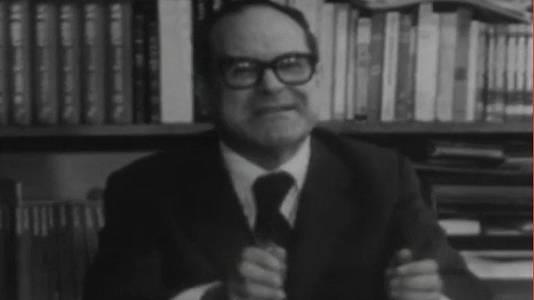 El sillón letra S - Julián Marías