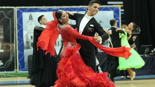 Baile deportivo -Campeonato de selecciones autonómicas