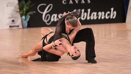 XVII Dance Festival 2015 World Open Latino