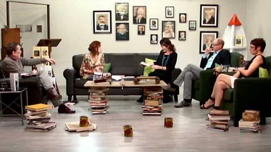 Libros con uasabi - 08/11/15