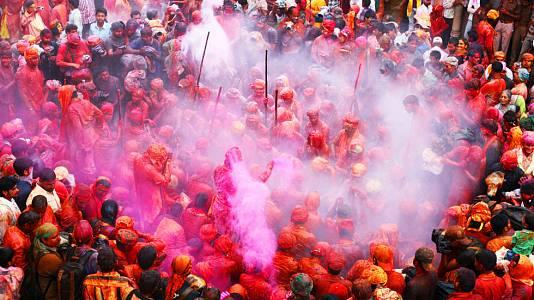 Fiestas - Holi (India)