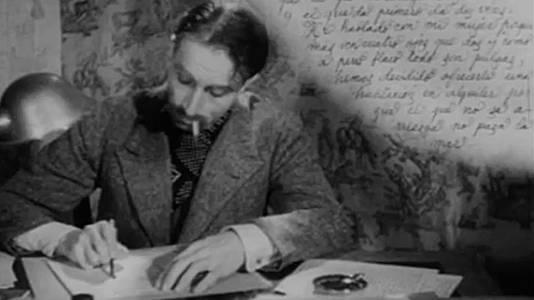 Un anuncio y cinco cartas (1937)