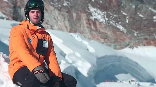Snowboard - Reportaje: Lucas Eguibar