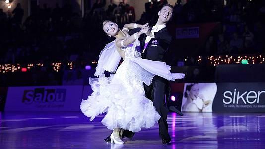 Baile Deportivo - Spanish Open Salou - Lunes 7 de diciembre