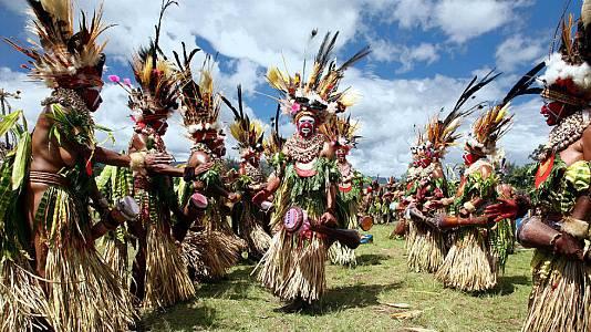 Fiestas - Goroka (Nueva Guinea)