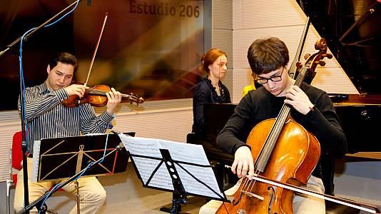 Schumann Quartett & Varvara