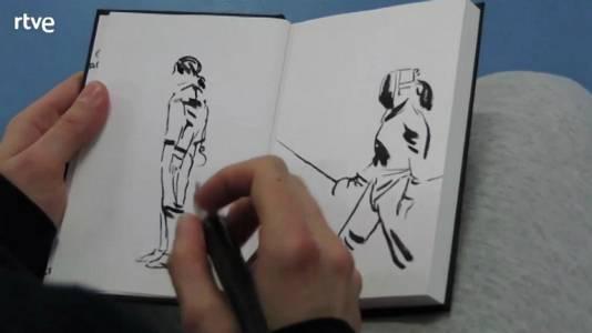 Procesadora #35 - La esgrima dibujada