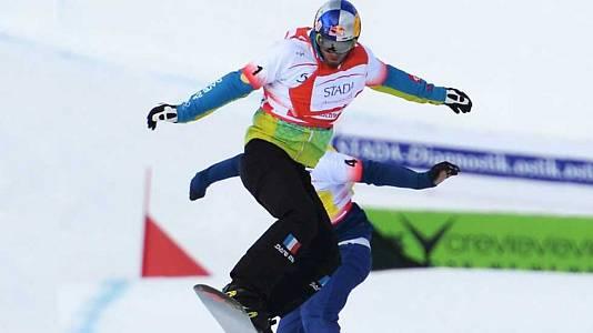 Snowboard Cross - Copa del Mundo  - 24/01/16