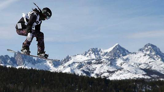 Snowboard Halfpipe - Copa del Mundo