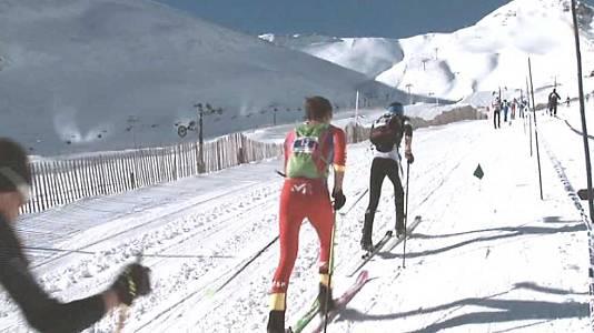 Esquí de Montaña Copa del Mundo Font Blanca