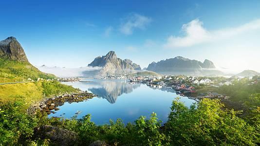 Noruega, al amparo del mar
