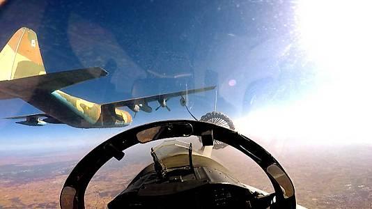 Misión aérea