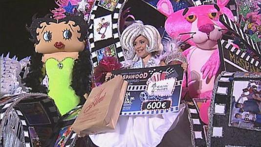 Gala infantil reina de Maspalomas 2016 - 21/02/2016