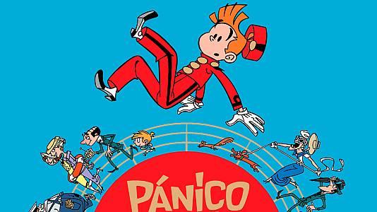Booktrailer de 'Spirou: Pánico en el Atlántico'