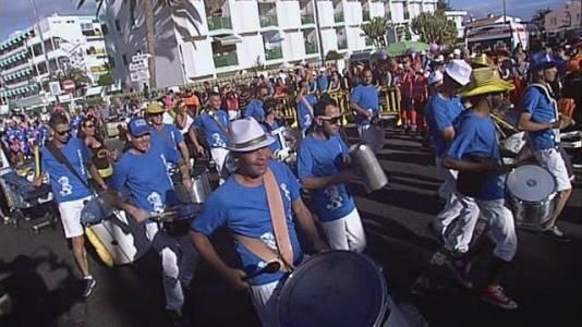 Cabalgata Carnaval Maspalomas 2016 - 28/02/2016