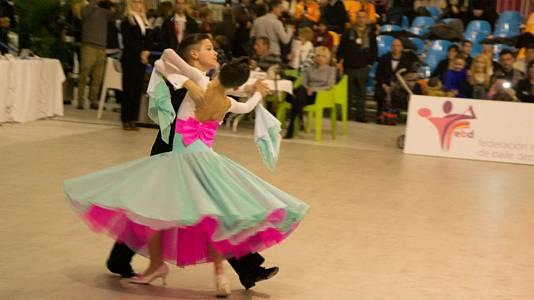 Campeonato de España de Baile Deportivo. 20 de Febrero 2016