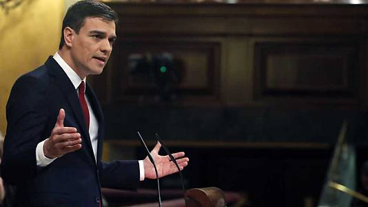 Debate de investidura de Pedro Sánchez (1) - 01/03/16