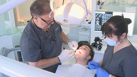 La burbuja dental