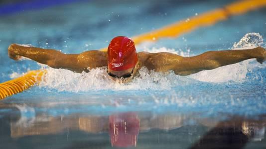 Cataluña, intratable en natación adaptada