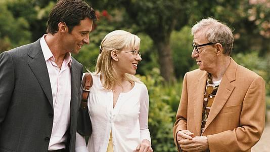 'Scoop', de Woody Allen, en 'Versión Europea'