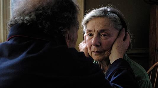 'Amor', una película de Oscar este sábado en 'Versión Europe