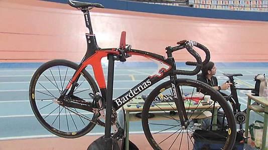 Programa 111 - Ciclismo en pista