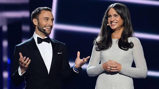 Eurovisión 2016- La retransmisión alternativa de RTVE.es de la primera semifinal de Eurovisión (primera parte)