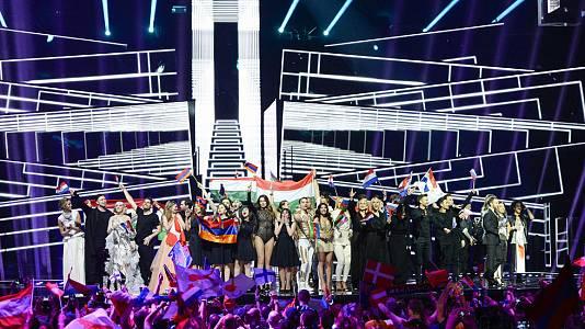 Eurovisión 2016- La retransmisión alternativa de RTVE.es de la primera semifinal de Eurovisión (parte 2)