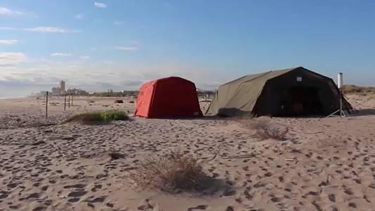 Campamento tortuga
