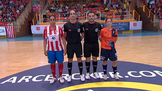 Copa de España Femenina. 1ª Semifinal