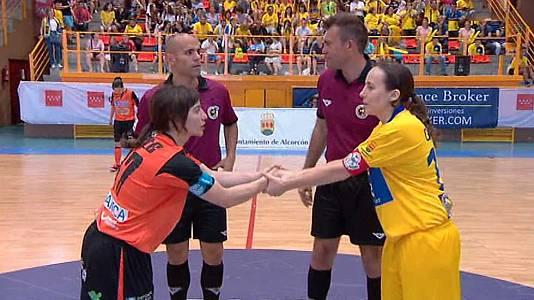 Copa de España Femenina. 2ª Semifinal
