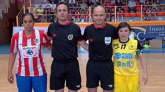 Copa de España Femenina. Final