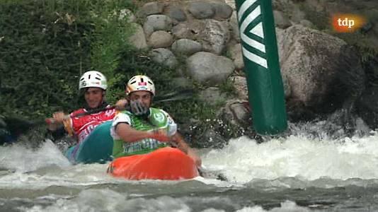 Copa del Mundo Slalom. Prueba La Seu D'Urgell