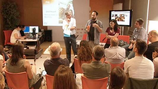 Presentación del reportaje  el modelo de turismo en Bcn