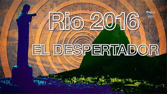 El Despertador: ceremonia inaugural de Río 2016