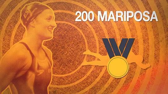 El Despertador: Mireia Belmonte, oro olímpico
