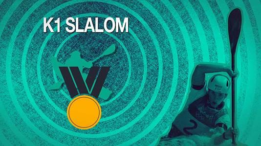 El Despertador: Maialen Chourraut, oro en piragüismo slalom
