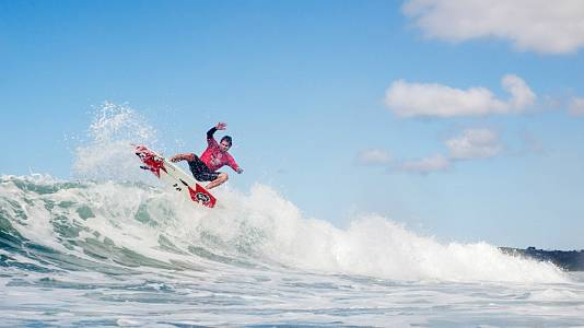 Surf: I Open Internacional de Surf en Salinas